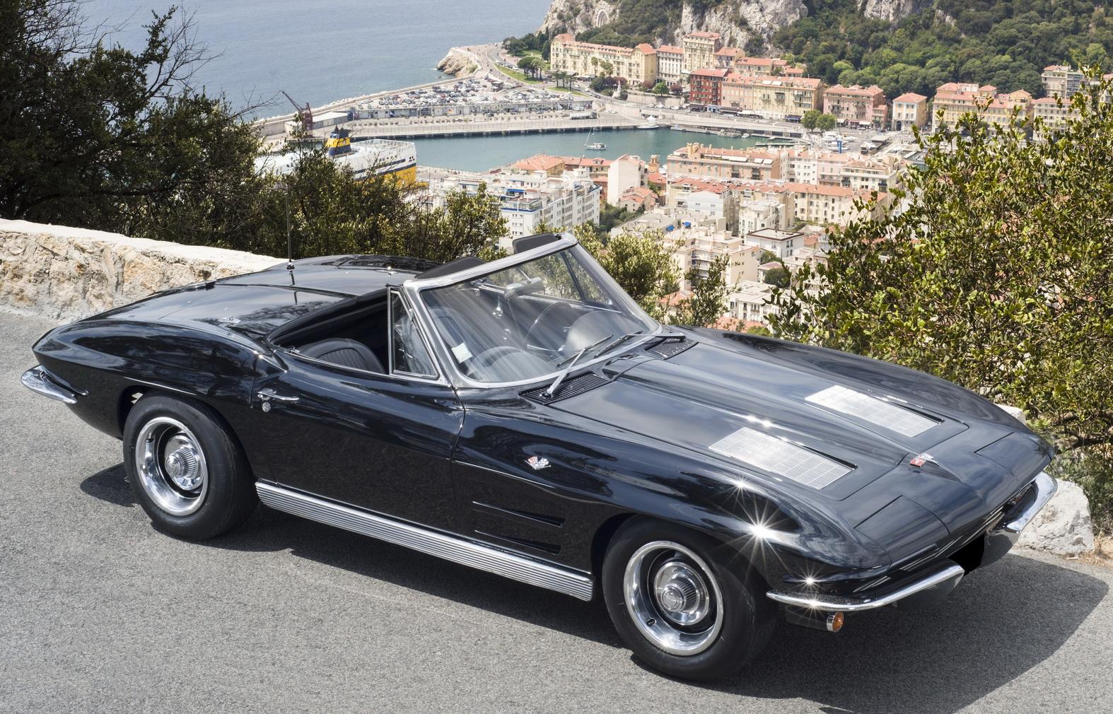 Chevrolet Corvette Sting Ray Rent A Classic Car
