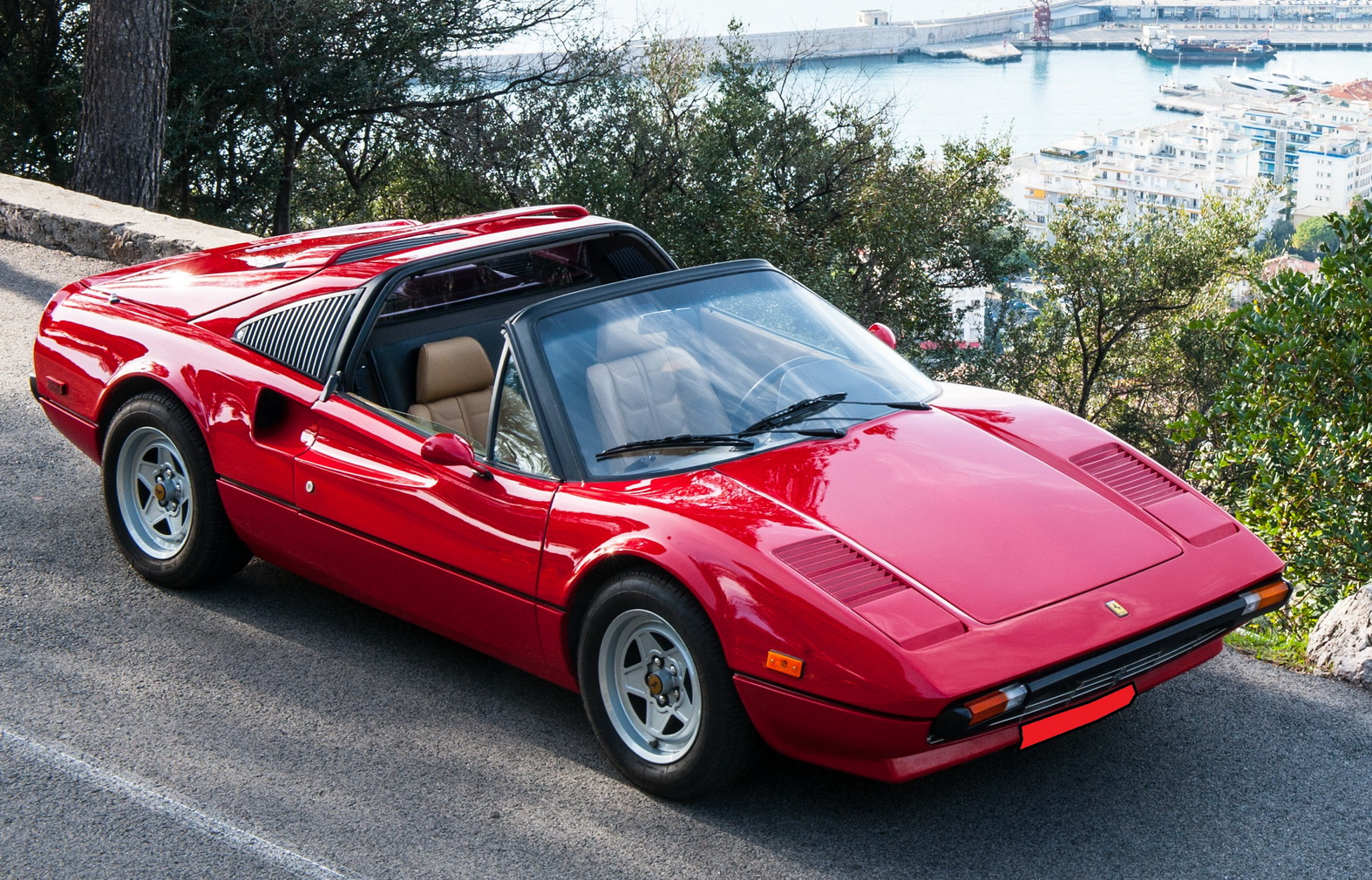 Ferrari 308 Gts Rent A Classic Car