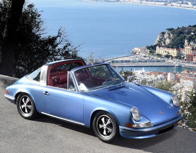 """Porsche 911 Targa 2,4l """"S"""""""
