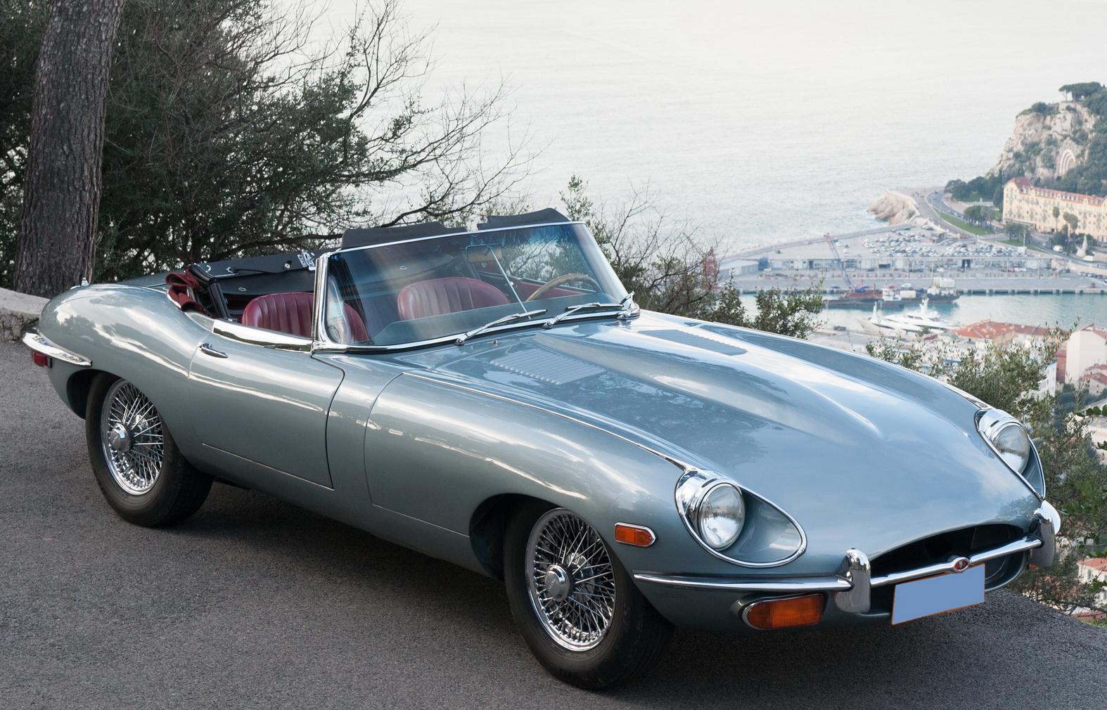 Jaguar E Type >> Jaguar Type E Roadster Rent A Classic Car