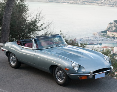 Jaguar Type E Roadster