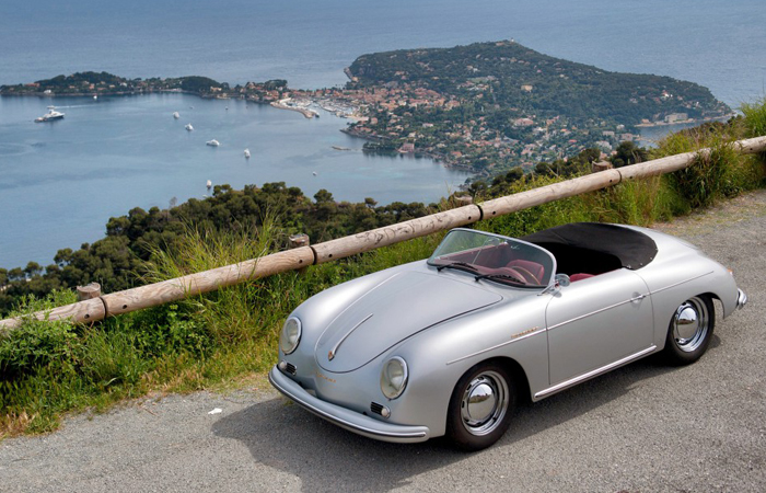 Porsche 356 Speedster Rent A Classic Car