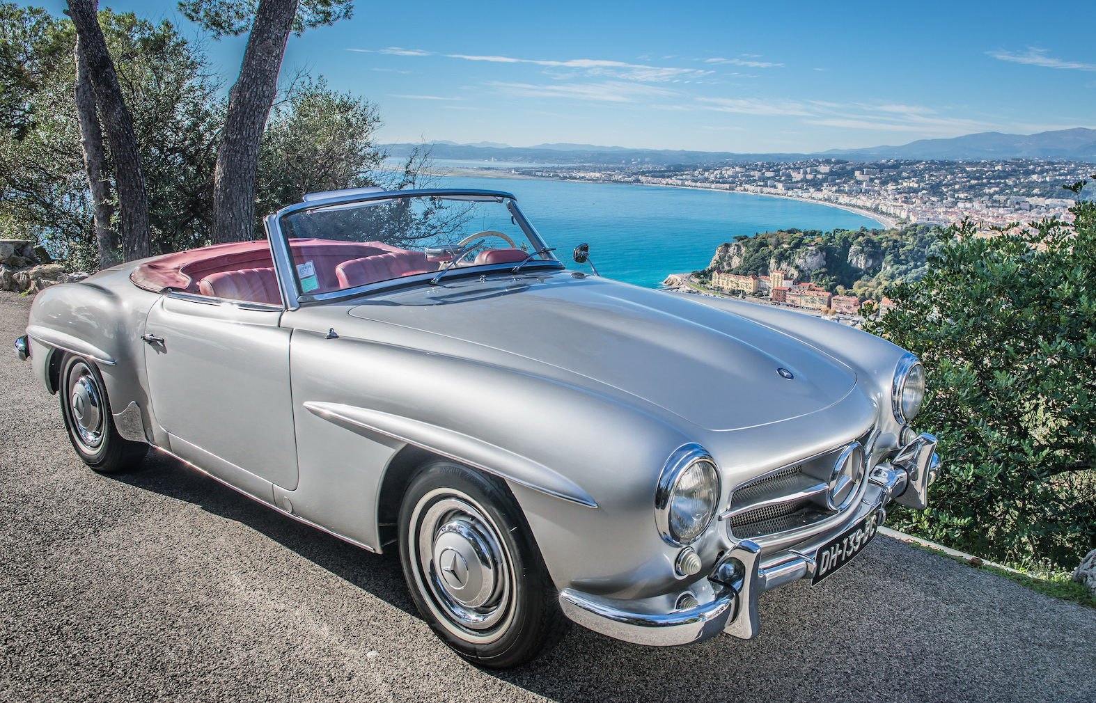 Mercedes 190 Sl Rent A Classic Car