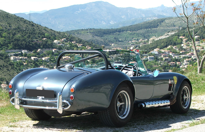 AC Cobra – Rent A Classic Car